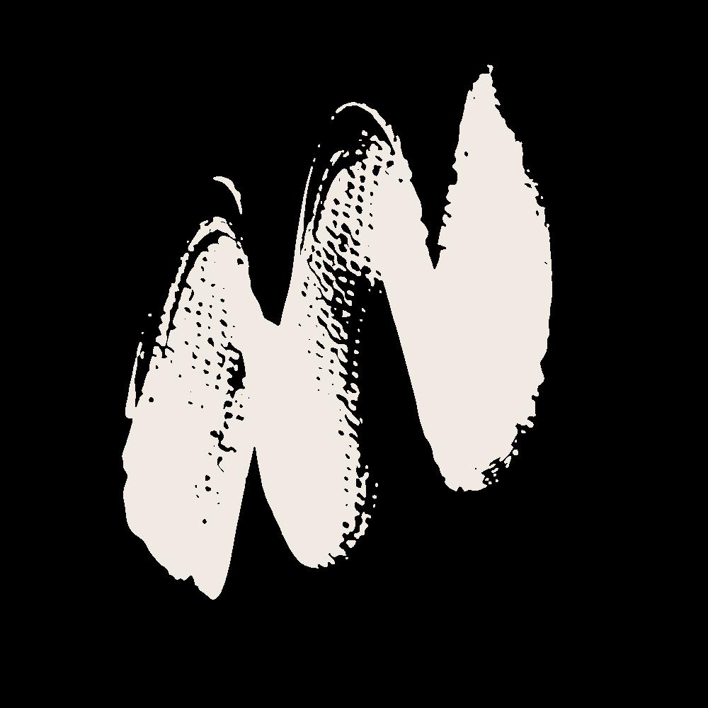 Grafikelement in beige bei Lara HAIR & MAKE-UP