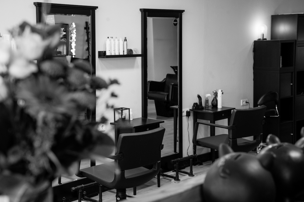 Unser Salon in Russheim/Dettenheim bei Lara HAIR & MAKE-UP